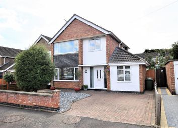 Thumbnail 3 bed detached house for sale in Nene Crescent, Oakham