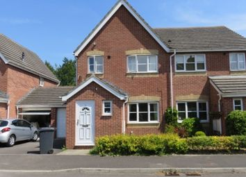 Thumbnail 3 bed semi-detached house to rent in Ancient Way, Rowbarrow, Salisbury