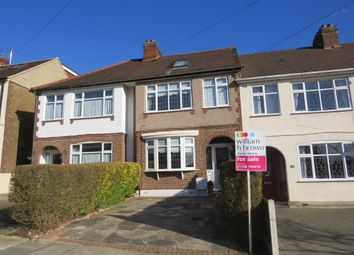 Thumbnail 4 bedroom terraced house for sale in Mount Pleasant Road, Collier Row, Romford