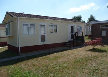 Thumbnail 1 bed mobile/park home to rent in Sunningdale, Mobile Home Park, Colden Common, Winchester