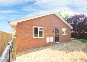 Thumbnail 2 bed bungalow for sale in 94B Farndish Road, Irchester, Wellingborough, Northamptonshire.