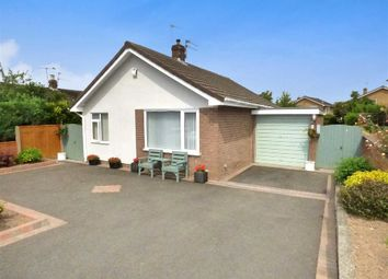 Thumbnail 2 bed detached bungalow for sale in Elmwood Close, Church Lawton, Stoke-On-Trent