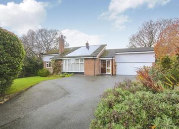 Thumbnail 4 bed bungalow for sale in Legh Road, Prestbury, Cheshire, Uk