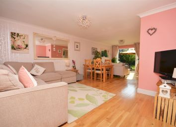 Thumbnail 4 bed semi-detached house for sale in Chaucer Drive, Aylesbury