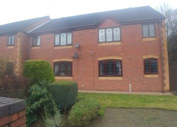 2 bed flat for sale in The Sidings, Hednesford, Cannock WS12