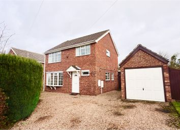 Thumbnail 4 bed detached house for sale in Lincoln Drive, Caistor