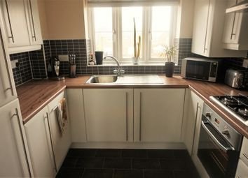 Thumbnail 2 bed flat for sale in Burtree Drive, Stoke-On-Trent
