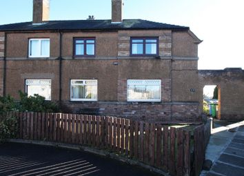 Thumbnail 2 bed flat for sale in Logie Place, Dunfermline, Fife