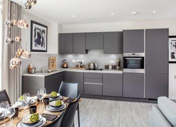 "Thumbnail 1 bedroom flat for sale in ""Chapman House"" at Station Parade, Green Street, London"