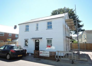 Thumbnail 3 bedroom detached house for sale in New Cut, Great Bentley, Colchester