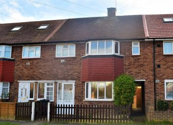 Thumbnail 3 bed terraced house to rent in Carlton Avenue, Feltham, Greater London