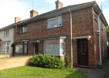 Thumbnail 3 bedroom end terrace house for sale in Longford Road, Birmingham, West Midlands