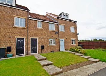 3 bed terraced house for sale in Church Square, Brandon, Durham DH7