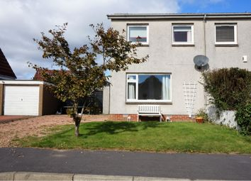 Thumbnail 3 bed semi-detached house for sale in Westhaven Park, Carnoustie