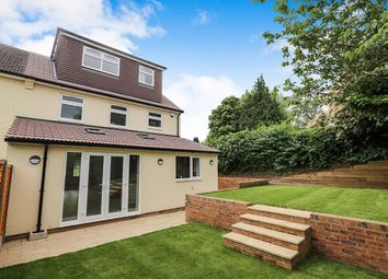 Thumbnail 4 bed semi-detached house for sale in St. Johns Road, Hitchin