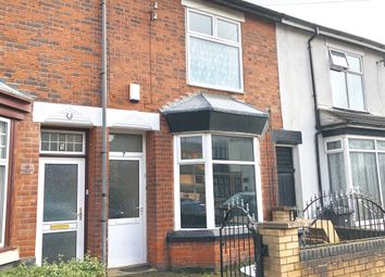 Thumbnail 3 bed terraced house to rent in Evington Valley Rd, Evington, Leicester