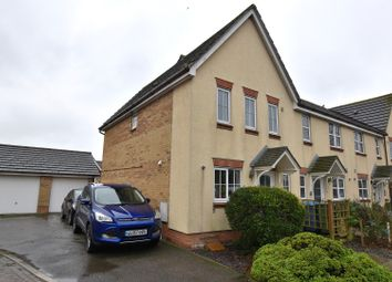 Thumbnail 3 bedroom end terrace house for sale in Rubens Walk, Sudbury