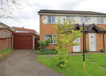 Thumbnail 3 bed semi-detached house to rent in Dalehead Grove, Leigh