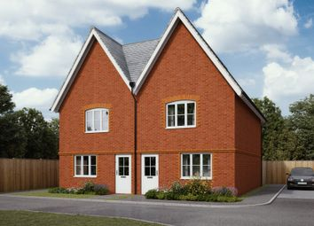 Thumbnail 3 bedroom town house for sale in The Leasowes, Swindon