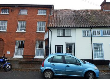 Thumbnail 2 bed cottage for sale in St Mary's Cottage, Market Place, New Buckenham, Norfolk