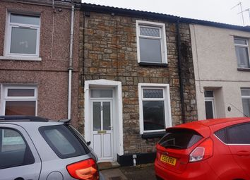 Thumbnail 2 bedroom terraced house for sale in Victoria Terrace, Tredegar