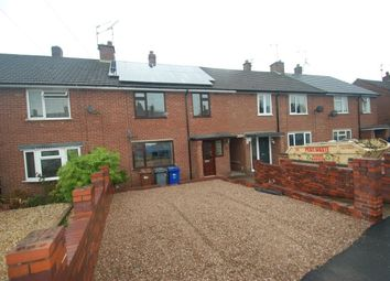 Thumbnail 3 bed property to rent in Pennycroft Road, Uttoxeter