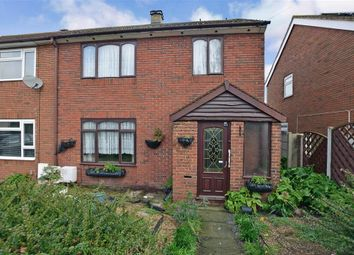 3 bed semi-detached house for sale in Hartshill Road, Northfleet, Gravesend, Kent DA11