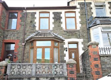 Thumbnail Terraced house for sale in Brondeg Street, Tylorstown, Ferndale