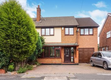 Thumbnail 4 bed semi-detached house for sale in Ash Lea Drive, Donnington, Telford
