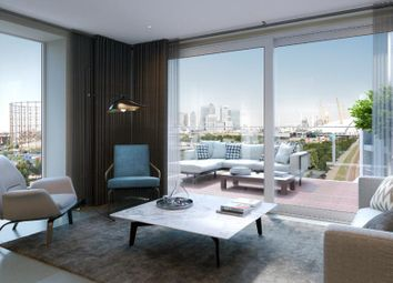 Thumbnail 1 bed flat for sale in Greenwich Peninsula, Greenwich