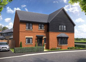 Charlton Court, Reading Road, Wantage OX12. 2 bed semi-detached house