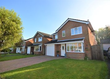 Thumbnail 4 bed detached house for sale in Octavian Drive, Lympne, Hythe