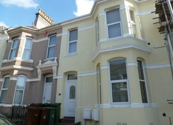 Thumbnail 1 bed flat to rent in Chaddlewood Avenue, St Judes, Plymouth