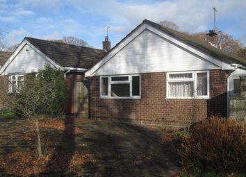 Thumbnail 2 bed detached bungalow to rent in Gimble Walk, Harborne, Birmingham