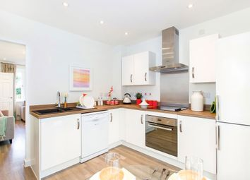 "Thumbnail 2 bedroom terraced house for sale in ""The Hindhead"" at Pinn Hill, Pinhoe, Exeter"