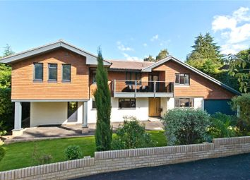 Thumbnail 5 bed detached house for sale in Courtlands Avenue, Esher, Surrey