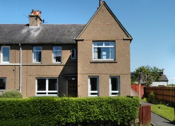 Thumbnail 3 bed flat for sale in Springfield Terrace, St. Boswells, Melrose