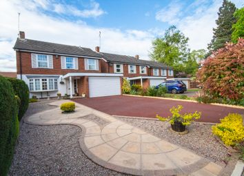 Thumbnail 4 bedroom detached house for sale in Barrow Point Avenue, Pinner, Middlesex