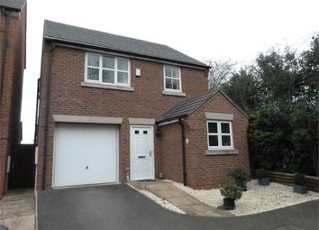 Thumbnail 3 bed detached house for sale in Shambles Close, Walcote, Lutterworth