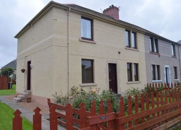 Thumbnail 2 bed flat for sale in Glebe Crescent, Eyemouth
