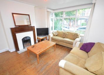 Thumbnail 5 bedroom terraced house to rent in Headingley Mount, Leeds
