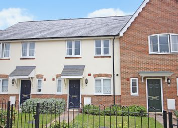 Thumbnail 2 bed terraced house to rent in Gibbs Close, Westbury, Wiltshire