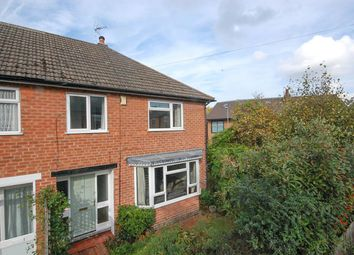 Thumbnail 3 bed semi-detached house for sale in Clumber Road, West Bridgford, Nottingham
