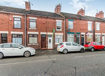 Thumbnail 2 bed terraced house to rent in Victoria Street, Hartshill, Stoke-On-Trent