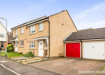 Thumbnail 3 bed property to rent in Hawkins Drive, Chafford Hundred, Grays