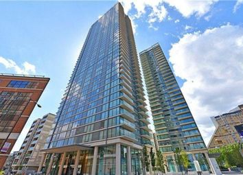 Thumbnail 1 bed flat to rent in Landmark Building, West Tower, 24 Marsh Wall, London, United Kingdom