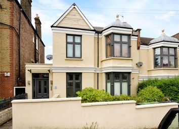 Thumbnail 2 bed maisonette for sale in Canonbie Road, Forest Hill, London