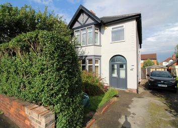 Thumbnail 4 bed semi-detached house for sale in Central Drive, Blackpool