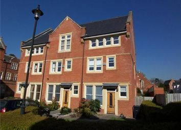 Thumbnail 4 bed town house for sale in Lavender Close, Leatherhead