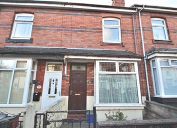 Thumbnail 2 bed terraced house for sale in Heaton Terrace, Porthill, Newcastle-Under-Lyme